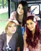 Miranda Cosgrove, Ariana Grande & Jennette McCurdy - Sweetness times three!