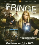 Anna Torv-Fringe Blu Ray Advert
