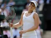 Сабина Лисицки, фото 25. Sabine Lisicki Wimbledon 2011 - SemiFinal Match, photo 25