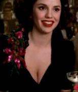 Kelli Garner's massive cleavage ... 94 non-HD caps + 1 pic from 2004's THE AVIATOR