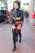 Эдрианн Керри, фото 184. Adrianne Curry at Comic Con in San Diego 24/07/'11, foto 184