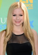 Аврил Лавин, фото 13733. Avril Lavigne 2011 Teen Choice Awards, August 7, foto 13733