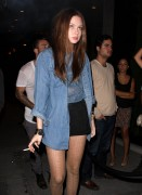 Дэйви Чейз, фото 259. Daveigh Chase at Trousdale in West Hollywood 12/08/'11, foto 259