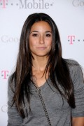 Эммануэль Шрики, фото 1670. Emmanuelle Chriqui Launch of Google Music at Mr. Brainwash Studios on November 16, 2011 in Los Angeles, California, foto 1670