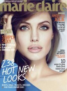 Angelina Jolie - Marie Claire January 2012