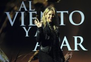 "Shakira at the launching of the book ""Al viento y al azar"" in Bogota, Colombia, 5 December, x4"