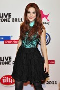 Лена Майер-Ландрут, фото 712. Lena Meyer-Landrut 1Live Krone Awards in Bochum, 08.12.2011, foto 712