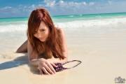 Ариэль Ребель, фото 2807. Ariel Rebel -Pink Star Bikini- (146 of 170), foto 2807