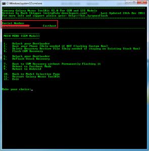 Root y flashear nuestro Galaxy Nexus para novatos 741e66168006879