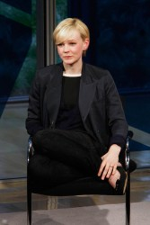 Кэри Маллиган, фото 684. Carey Mulligan The New York Times Arts & Leisure Weekend - TimesTalks in New York City - 08.01.2012, foto 684