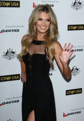 Дэльта Гудрэм, фото 1552. Delta Goodrem G'Day USA Black Tie Gala in Hollywood - 14.01.2012, foto 1552