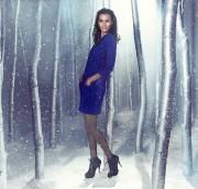 Лия Кебеде, фото 75. Liya Kebede - Ann Taylor Holiday 2011 LookBook (22x), foto 75