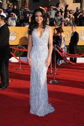 Ная Ривера, фото 167. Naya Rivera 18th Annual Screen Actors Guild Awards at The Shrine Auditorium in Los Angeles - 29.01.2012, foto 167