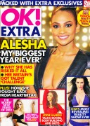 Alesha Dixon-OK Extra January 22nd 2012 and S Magazine December 11th 2011