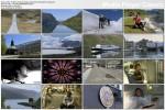 Podró¿e dooko³a ¶wiata Zachodnie wybrze¿e Norwegii / Travel 360 Norway's West Coast (2010) PL.TVRip.XviD / Lektor PL