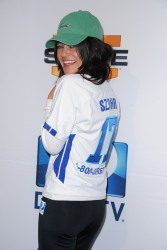 Джессика Зор, фото 1044. Jessica Szohr DirectTV's 6th Annual Celebrity Beach Bowl in Indianapolis - February 4 2012, foto 1044