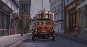 Xem Phim Quái Vật Paris - A Monster In Paris