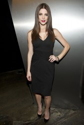 Ashley Greene @ Donna Karan Fall 2012 fashion show,  NY, 13.02.12 - 6 HQ