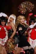Мадонна (Луиза Чикконе Ричи), фото 1203. Madonna (Louise Ciccone Ritchie)Superbowl Halftime, 05.02.2012, foto 1203