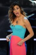 Белен Родригез, фото 208. Belen Rodriguez - revealing Sanremo Festival day 2 - Feb 15, foto 208