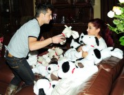 Ариана Гранде, фото 418. Ariana Grande Valentine Twitter party in Los Angeles - February 8, 2012, foto 418