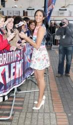 Алеша Диксон, фото 256. Alesha Dixon 'Britains Got Talent' auditions, Feb 17, foto 256