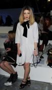 Nicola Roberts at London Fashion Week 19th February x14