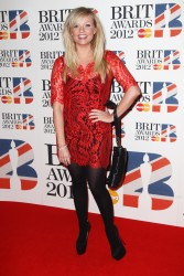 Emma Bunton at The Brit Awards in London 21st February x11