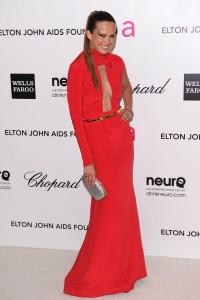 Петра Немсова, фото 4042. Petra Nemcova Elton John AIDS Foundation Academy Awards Party in LA, 26.02.2012, foto 4042