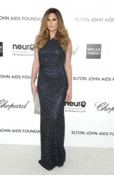 Daisy Fuentes @ 20th Annual Elton John AIDS Foundation Party February 26, 2012 HQ x 3