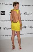 Хайди Клум, фото 4979. Heidi Klum Elton John AIDS Foundation Academy Awards Party - 02/26/12, foto 4979