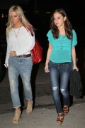 Эшли Тисдэйл, фото 7811. Ashley Tisdale March 1st Firefly Restaurant, foto 7811