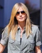 Хайди Клум, фото 4998. Heidi Klum out and about in Brentwood, March 3- 2012, foto 4998