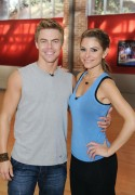 Мария Менунос, фото 3194. Maria Menounos in rehearsals of dancing with the stars - 03/05/2012., foto 3194