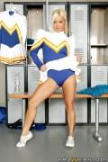 Криста Мур, фото 803. Crista Moore Cheerleader Distraction Set ( Mq & Tagg ), foto 803