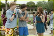 """Debby Ryan - Zeke and Luther """"No Business like Bro Business"""" Stills"""