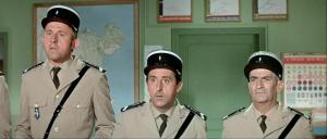 �andarm / Le Gendarme BOX (1964-1982) 720p.BRRip.XviD.AC3-ELiTE / Napisy PL