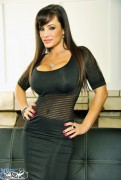 Lisa Ann - Black Couch x47