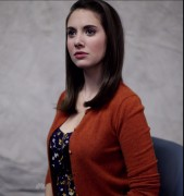 "Alison Brie from Community S03E14, ""Pillows and Blankets"""