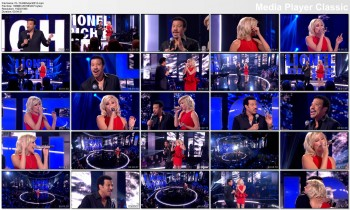 Pixie Lott - This Is Lionel Richie 6th April 2012 1080p