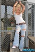Бейли Клайн, фото 181. Bailey Kline MQ, foto 181