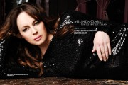 Melinda Clarke - Regard magazine April 2012 issue