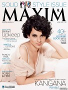 Kangana Ranaut - Maxim April 2012