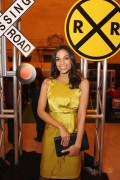 Rosario Dawson - The 5th Annual National Train Day in NY 05/12/12