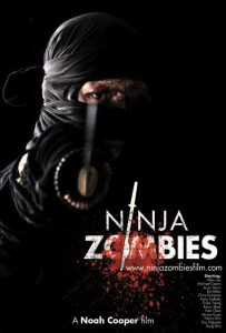 Download Ninja Zombies (2011) DVDRip 300MB Ganool