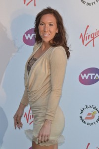 Jelena Jankovic - in a Tight Minidress - Pre Wimbledon Party 2012 - 06.21.12