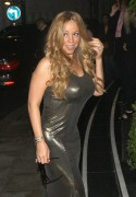 Mariah Carey - at the Dorchester Hotel in London 06/25/12