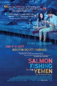 Download Salmon Fishing in the Yemen (2011) BDRip 480p 400MB Ganool