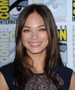 Kristin Kreuk - Beauty and the Beast Photocall at Comic-Con 07/12/12