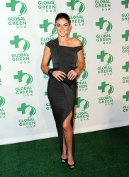Серинда Свон, фото 73. Serinda Swan Global Green USA's 9th Annual Pre-Oscar Party - 2/22/2012, foto 73